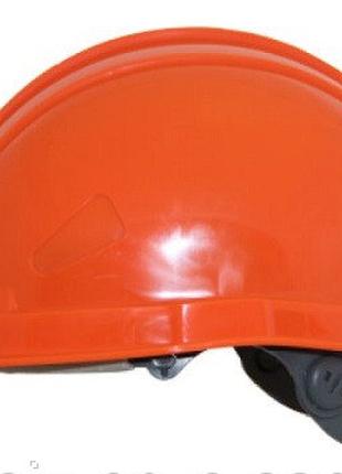 Защитная термостойкая каска оранжевый
