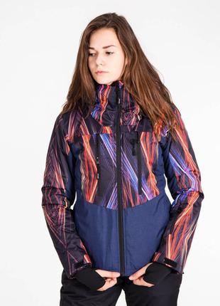 Куртка женская горнолыжная с м л хл