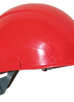 Защитная термостойкая каска красная