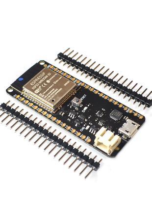 Wi-Fi, BLE модуль ESP32 Lolin32, контроллер LiPo аккумулятора