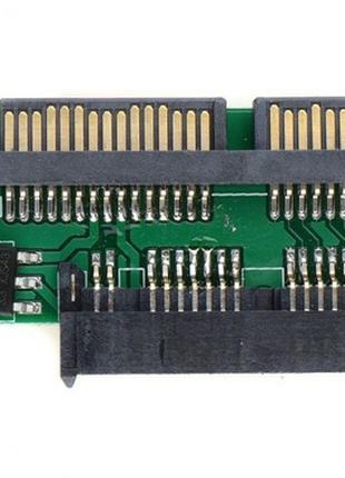 Переходник micro SATA to SATA