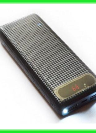 Внешний аккумулятор Power Bank Awei P70K 20000 mAh Black (чёрный)