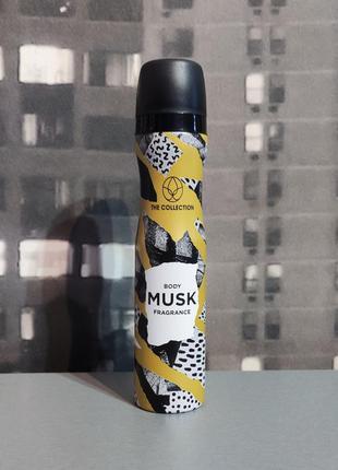 Парфюмированный спрей для тела the collection body musk 75ml (...