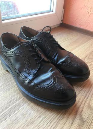 Dr. Martens 3989 винтажные туфли