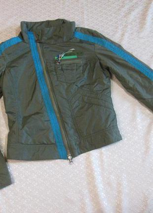 Куртка демисезонная diesel, куртка укороченная