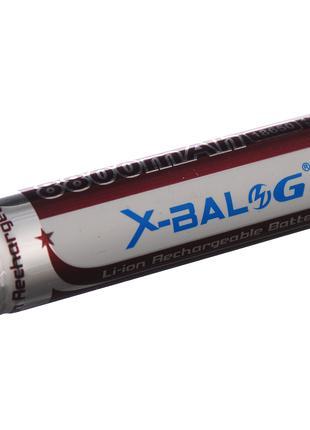 Аккумулятор X-BALOG 18650 mAh14500 mAh  Purple