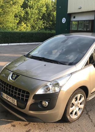 Peugeot 3008 Hdi 1,6