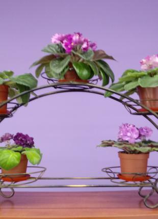Подставка для цветов Радуга-7
