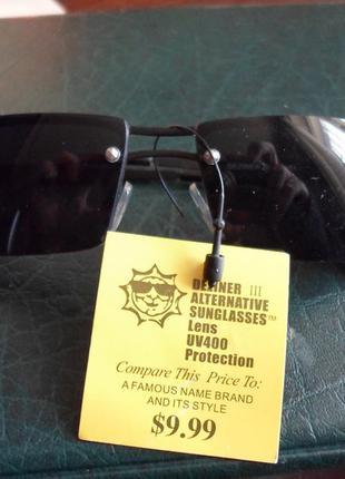 Солнцезащитные очки Deziner III Alternative Sunglasses™
