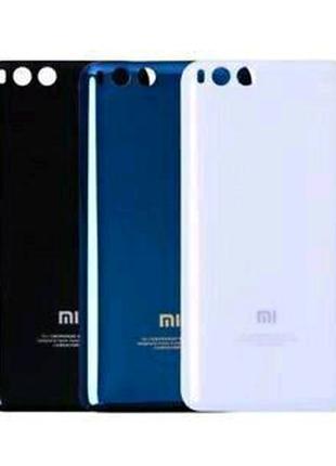 Задняя крышка Xiaomi Mi6,  оригинал
