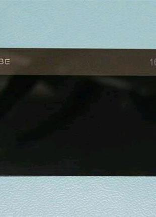 Задняя крышка Lenovo Z90-7 Vibe Shot, черная, Graphite Grey