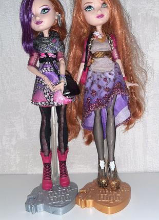 Набор кукол Холли и Поппи О'Хара Базовые Ever After High