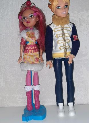 Набор кукол Дэринг Чарминг и Розабелла Эпическая зима Ever After