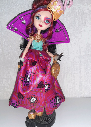Кукла Лиззи Хартс Дорога в Страну Чудес Ever After High