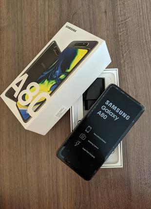 Samsung Galaxy A80 8/128, 48мп камера