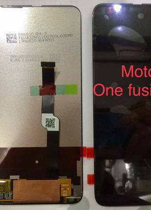Оригинальный дисплей для Motorola XT2073-2 One Fusion Plus