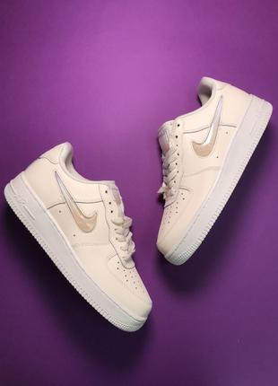 Кроссовки Nike Air Force 1 Low Beige