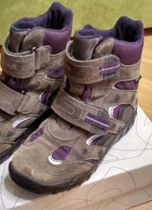 Детские ботинки GEOX 32 размер