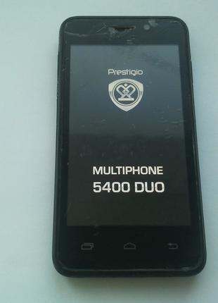 Prestigio MultiPhone 5400 Duo (PAP5400DUO)