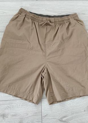 Шорты мужские. шорти чоловічі бежеві, коричневі шорти на літо.