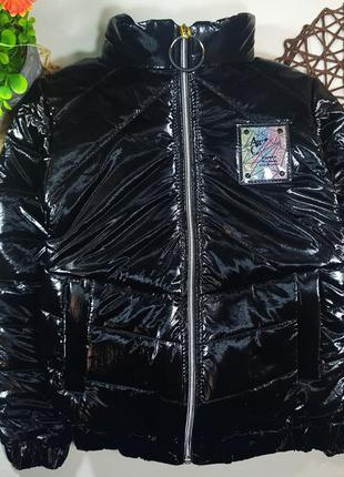 Куртка бомбер, осень