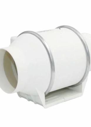 Канальный вентилятор смешанного типа VKP 100 ts 2 скорости
