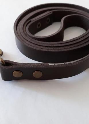 Кожаный поводок для собак  JACK&JACK  1.90 м -20 мм