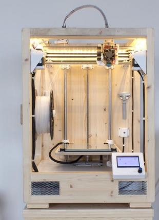 Axel's DIY coreXY 3D printer