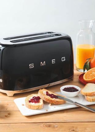 Уцінка тостера SMEG! Тостер SMEG TSF02 bleu