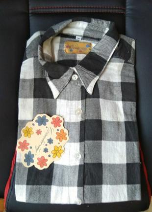 Брендовая новая рубашка Creativity, из Италии