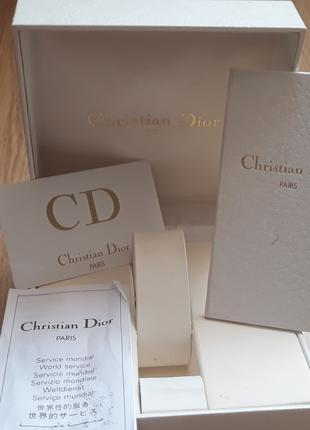 Christian Dior оригинальный бокс