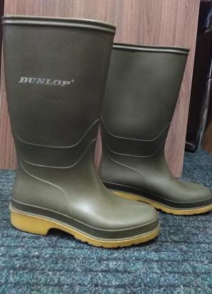 Dunlop резиновые сапожки 33 размер