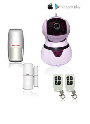 Сигнализация Видеокамера Wi-Fi IP WPC1-HD