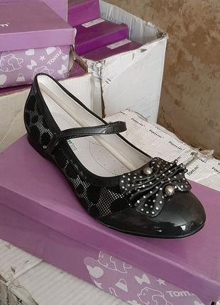 Туфли девчачьи