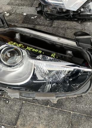 Фара оптика передняя Xenon ксенон Mazda CX-5 Мазда СХ 5 2014