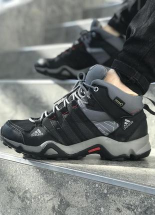 Мужские ботинки \кроссовки адидас adidas. демисезон \ еврозима.