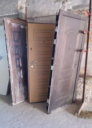 Б/у двери установка и доставка