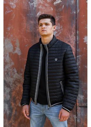 Куртка мужская осень весна деми.стильная мужская куртка
