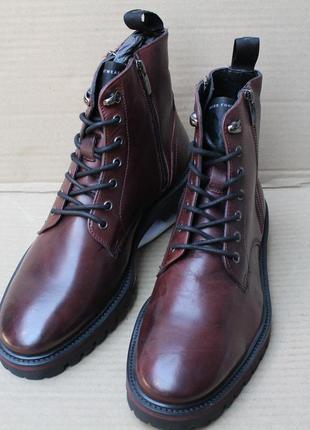 Ботинки mexx footwear  оригінал натуральна кожа