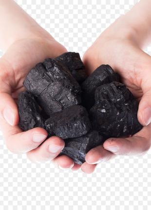 Древесный уголь из твердых сортов древесины