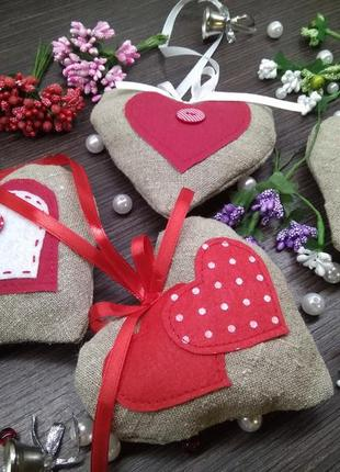 Оригинальный подарок подвеска Сердце на день влюбленных