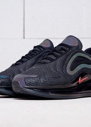 Nike air max 720 hameleon black