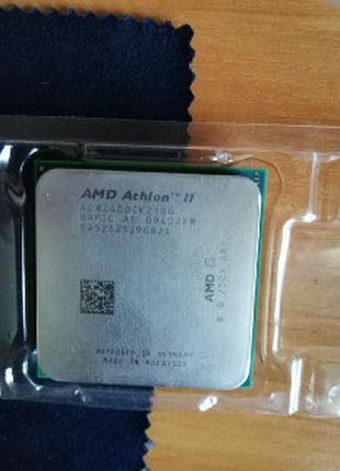 Процессор AMD Athlon II X2 240 2.8GHz + кулер