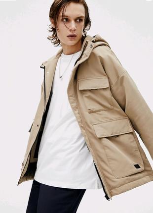 Парка . Куртка pull&bear