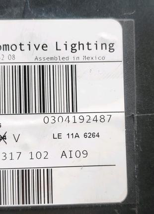 BMW X5 фара правая LE11A6264