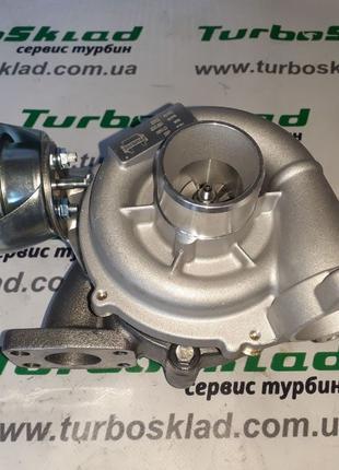 Новая турбина Ford C-MAX 1.6 TDCi / Citroen 1.6 HDi FAP Форд 1.6