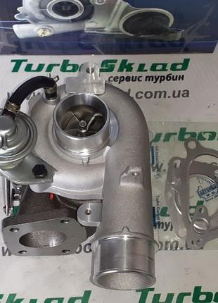 Новая турбина Mazda CX-7 2.3 / Мазда СХ-7 2.3