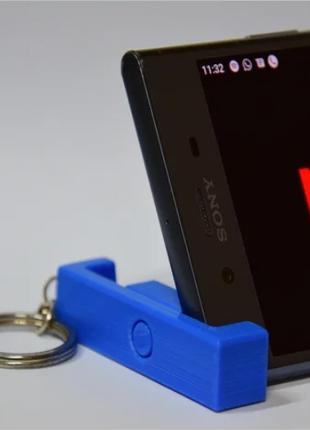 Многоугольная подставка на телефона, смартфон Брелок на ключи