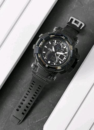 Часы Casio G-Shock GW-A1100 All Black