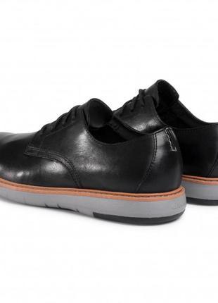 Clarks мужские , кожаные туфли , оригинал